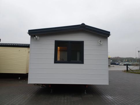 "New mobile home ""Catania"" for sale, 35 m². Sizes: 10 × 3.5 m. Area: 35 m². Rooms: 3. Sleeping places: 6. #4"